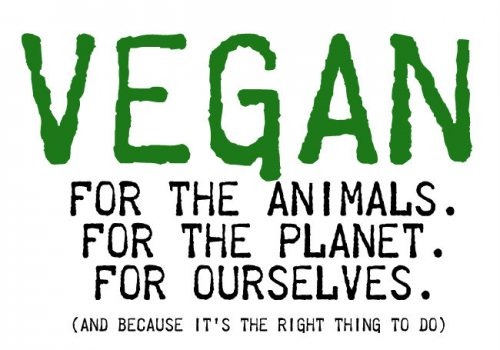 Veganism – Why i live and love this lifestyle
