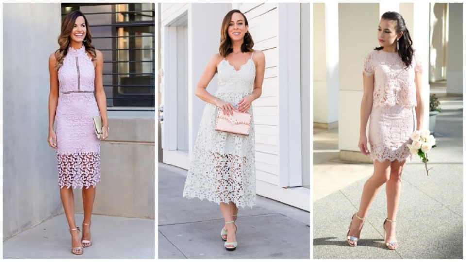 Picking the right evening dress for the bride!