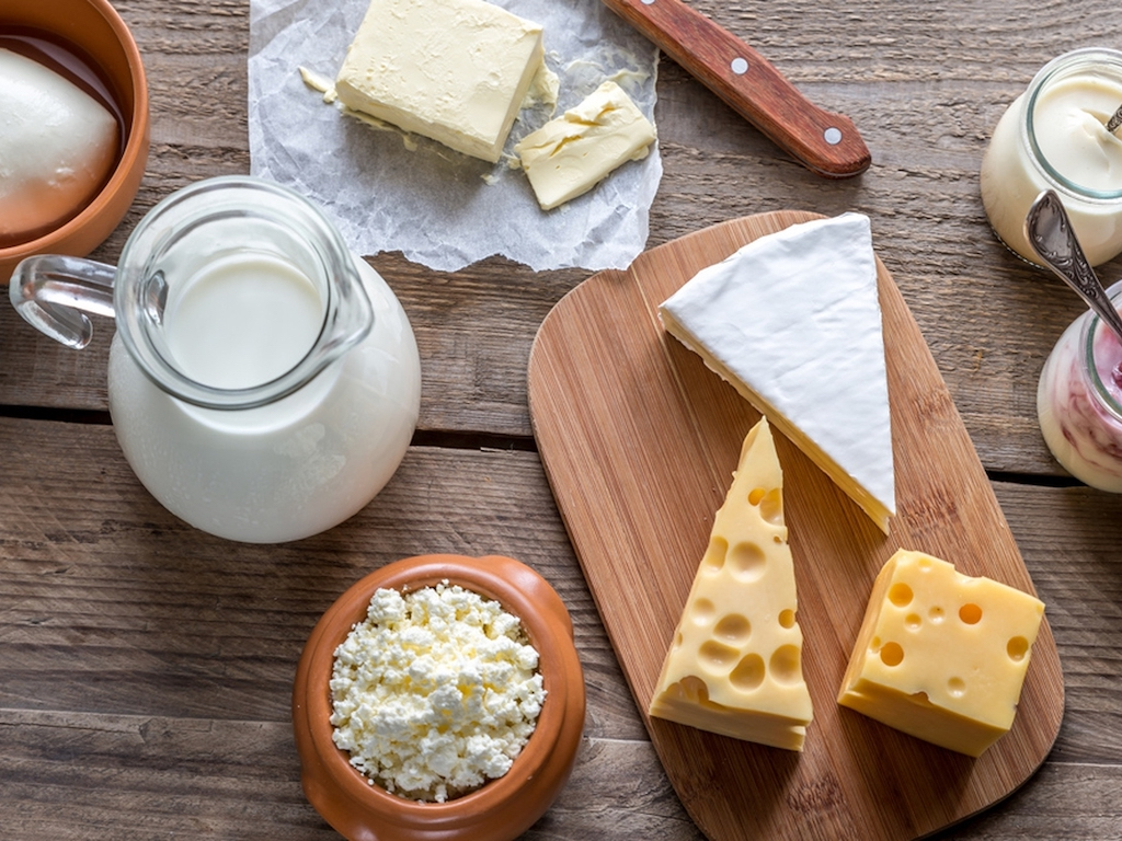The health benefits of dairy products